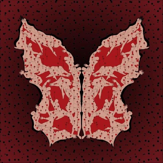 Parastou Forouhar, Ashura Butterfly