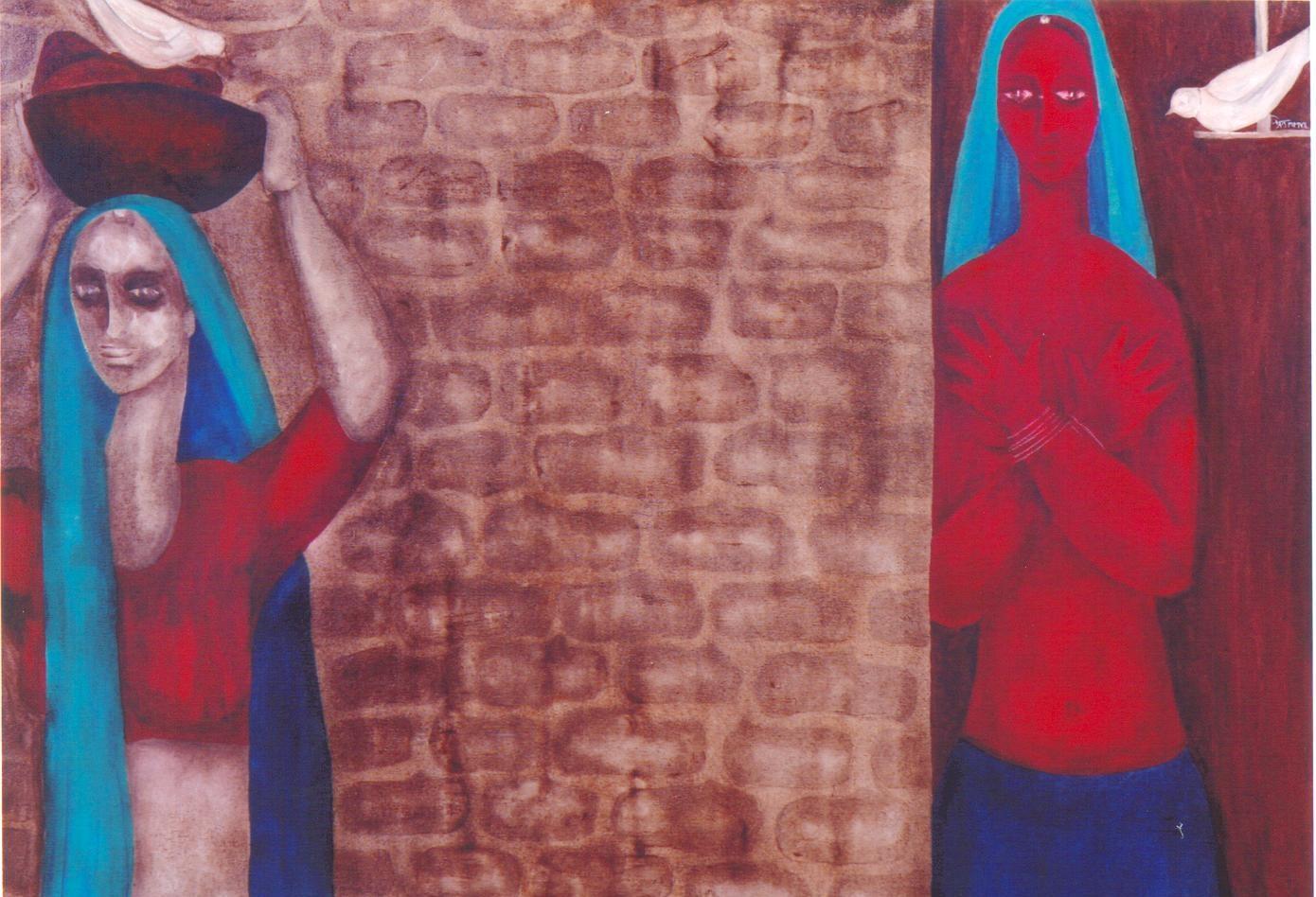 Prem Chowdhry, Scarlet Woman (2008)