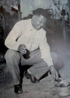 Mandela Burns Pass Book 1960