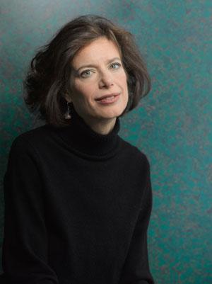 Susan Faludi (photo by Sigrid Estrada)