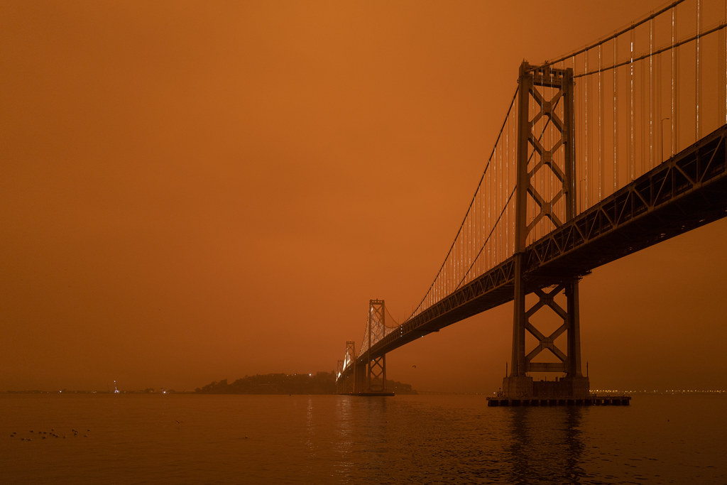 Wildfire Smoke in San Francisco