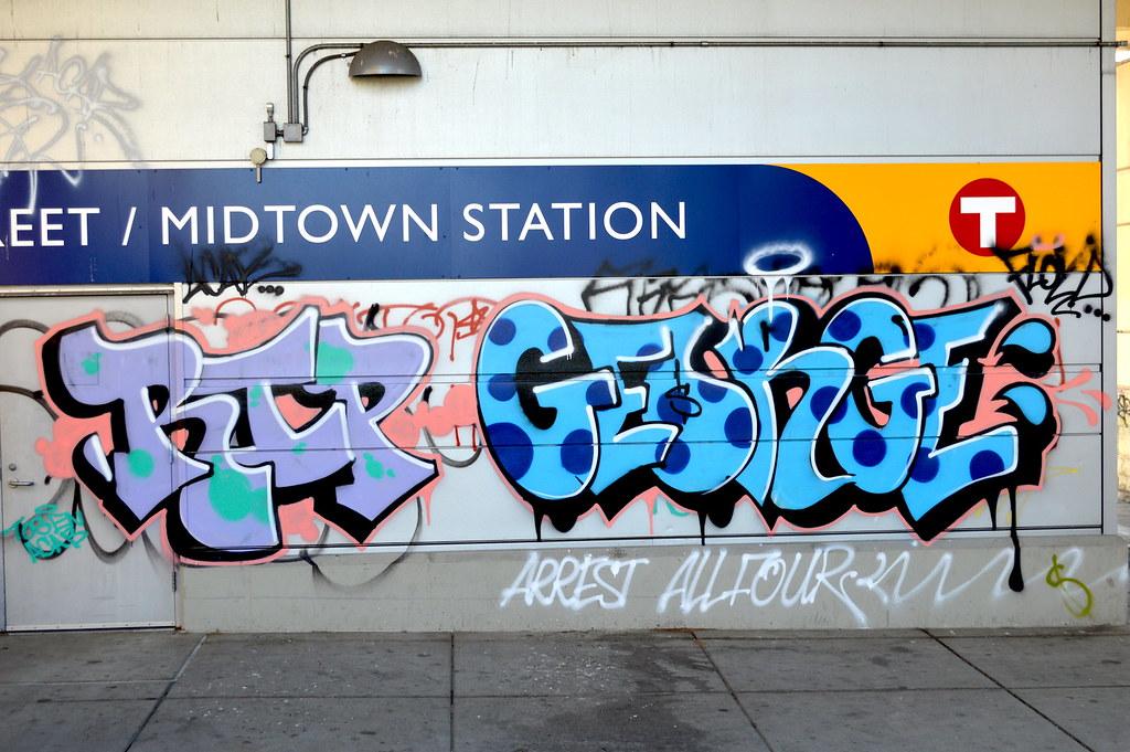 Street art, George Floyd protest, Minneapolis, MN